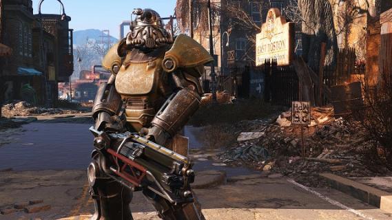 Fallout 4 także na PlayStation VR?