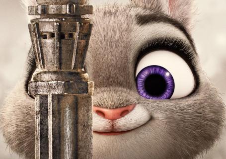 Nowe plakaty Zwierzogrodu parodiują filmowe hity