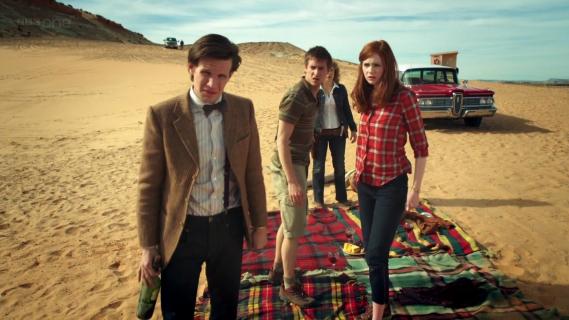 10 powodów, dla których warto oglądać Doktora Who