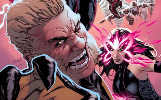 Uncanny X-Men #1: Rewolucja – recenzja