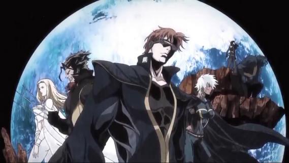 Anime oparte na zachodnich tytułach