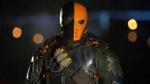 Deathstroke na zawsze znika z Arrow. Będzie film?