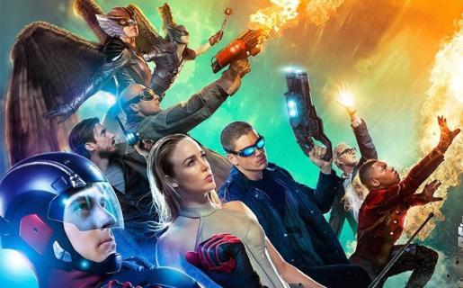 Legends of Tomorrow: sezon 1, odcinek 1 – recenzja