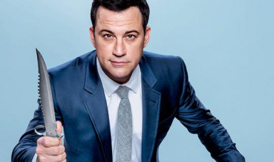 Jimmy Kimmel gospodarzem 68. gali rozdania nagród Emmy!