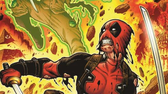 Deadpool w Polsce – obejrzyj spot komiksu
