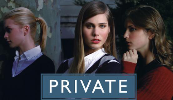 Warner Bros. szykuje ekranizację serii Private autorstwa Kate Brian
