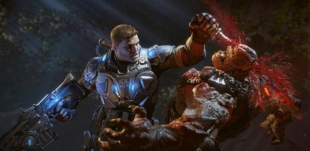 Gears of War 4 – graliśmy w wersję beta