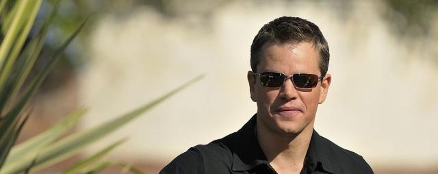 Matt Damon i reżyser Nikolaj Arcel stworzą film biograficzny o Robercie F. Kennedym