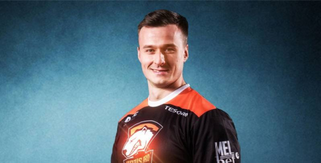 PashaBiceps – materiał o polskim zawodniku Virtus.Pro
