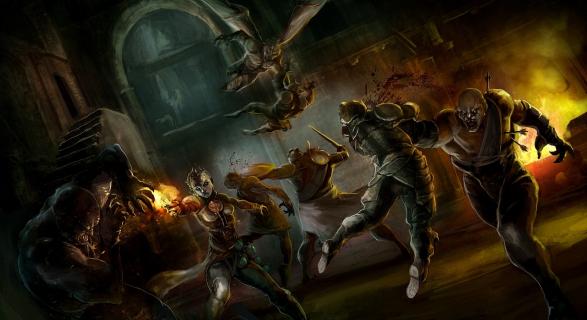 Nosgoth – Square Enix kasuje grę z gatunku MMO