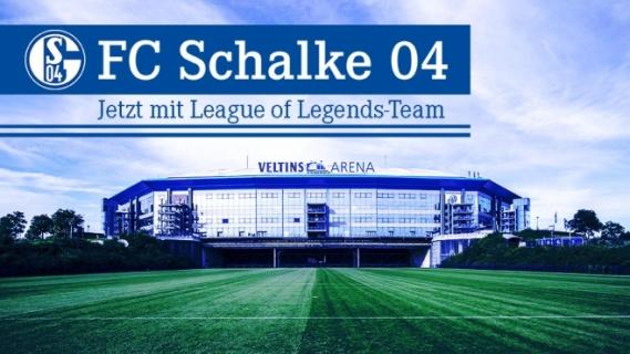 E-Sport: Schalke 04 kupuje drużynę League of Legends