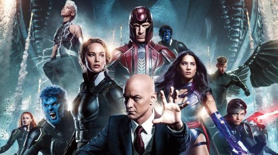 Gwiazdy filmu X-Men: Dark Phoenix odwiedziły chore dzieci w szpitalu