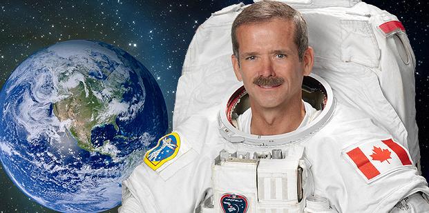 Kosmiczny poradnik astronauty Chrisa Hadfielda