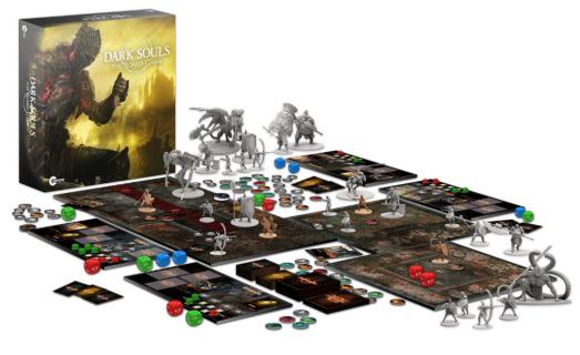 Dark Souls – gra planszowa ze znakomitym wynikiem na Kickstarterze