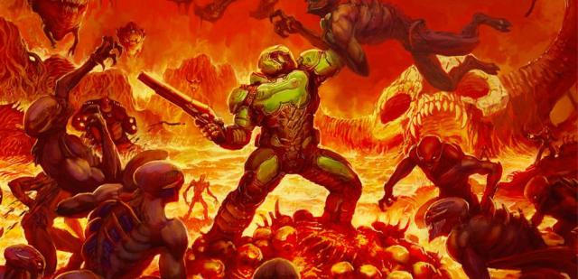 Ogromna niespodzianka: Doom i Wolfenstein II trafią na Nintendo Switch