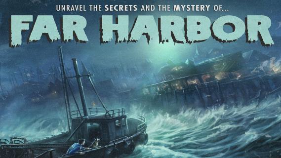 Dodatek Far Harbor do gry Fallout 4 – zobacz zwiastun