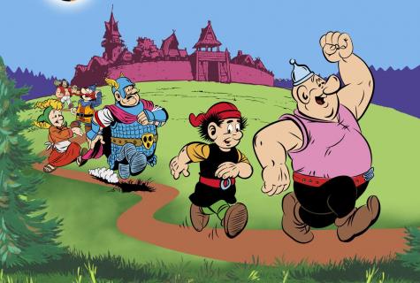 Będą nowe, pełnometrażowe przygody Kajka i Kokosza. Zobacz pierwszą grafikę