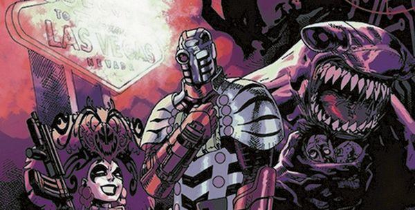 Legion samobójców 2 - Robbie, Elba i inni w kostiumach na nowych zdjęciach z planu filmu