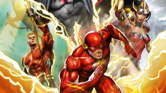 Warner Bros. chce stworzyć kolejną animację o Flashpoint