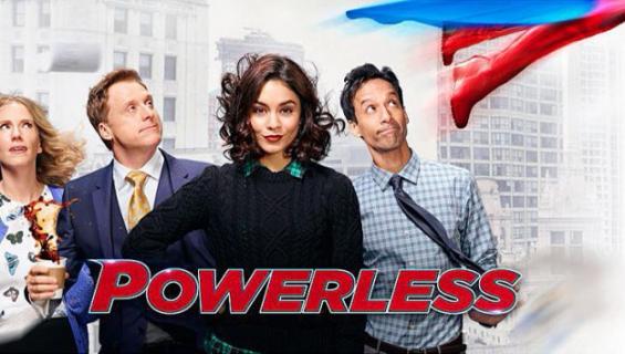 NBC zamawia serial komediowy Powerless oparty na komiksach DC – zdjęcia