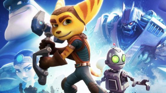 Ratchet and Clank – recenzja gry