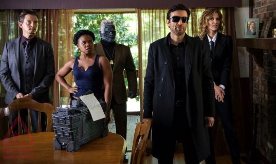 Powers: sezon 2, odcinek 1, 2 i 3 – recenzja