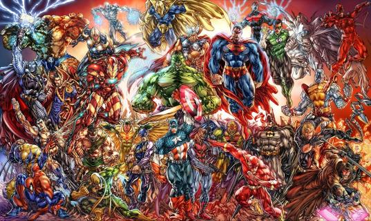 QUIZ: Którym superbohaterem jesteś?