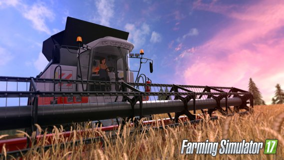 Od ziarna do plonu. Pierwszy zwiastun Farming Simulator 2017