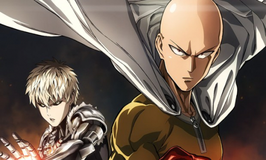 One-Punch Man: sezon 1 – recenzja anime