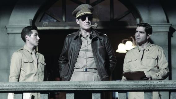 Liam Neeson gwiazdą koreańskiego filmu wojennego. Zobacz zwiastun!