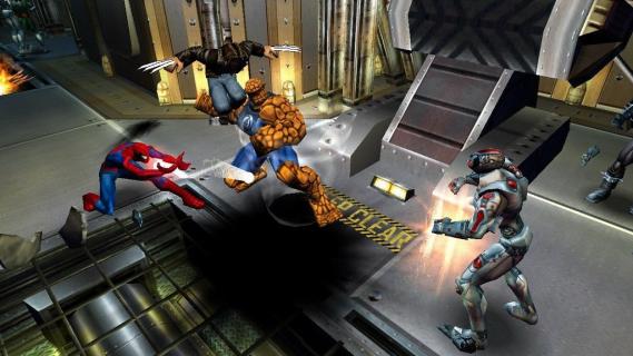 Odświeżony Marvel: Ultimate Alliance z pierwszym patchem