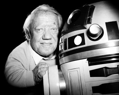 Nie żyje Kenny Baker, odtwórca roli R2-D2 z Gwiezdnych Wojen