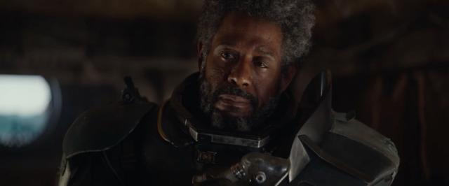 Saw Gerrera pokazał nam mroczną stronę Gwiezdnych Wojen? Forest Whitaker o postaci z Łotra 1
