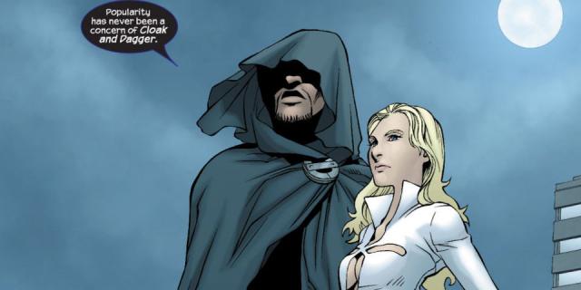 Kolejne osoby w obsadzie serialu Marvel's Cloak & Dagger