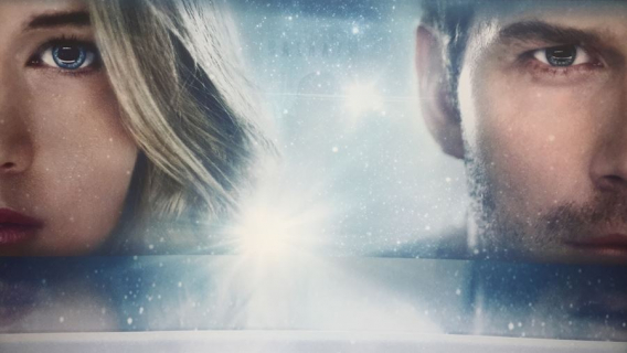 Pierwsze zdjęcia Pratta i Lawrence z sci-fi Passengers