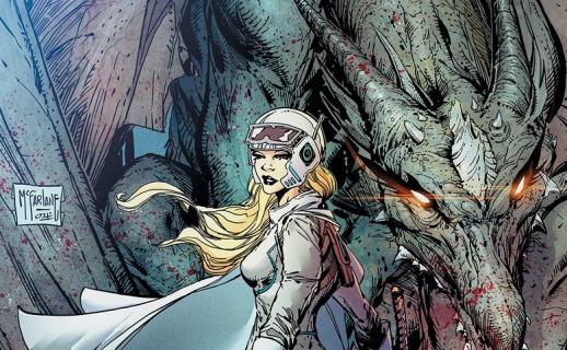 Reborn – Millar i Capullo łączą siły. Zobacz plansze z nowego komiksu