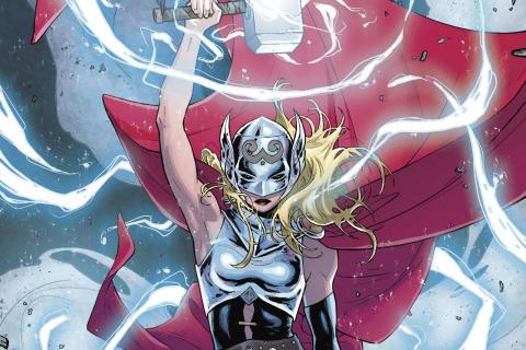 Młot kobiety-Thora ma nową moc. Pierścień Czarnej Pantery najpewniej też