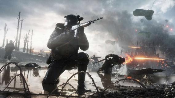 Battlefield 1 znów z problemami