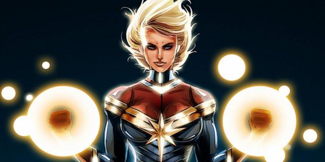 Najnowsze wieści z filmów Marvela. Jest opis kostiumu i przeciwnika Kapitan Marvel