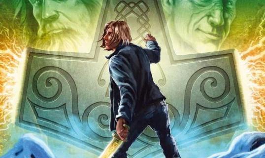 Młot Thora – recenzja książki