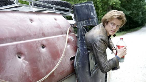 Kaskader poważnie ranny na planie serialu MacGyver