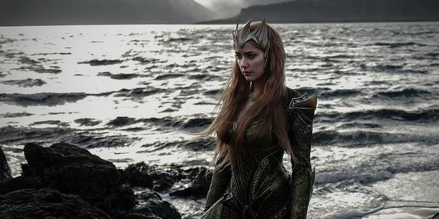 Amber Heard pokazuje nowe zakulisowe zdjęcie z filmu Aquaman