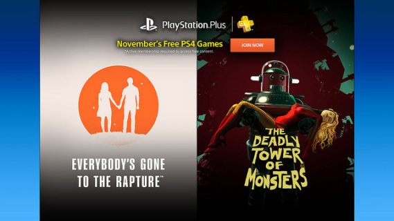Poznaliśmy ofertę PlayStation Plus na listopad