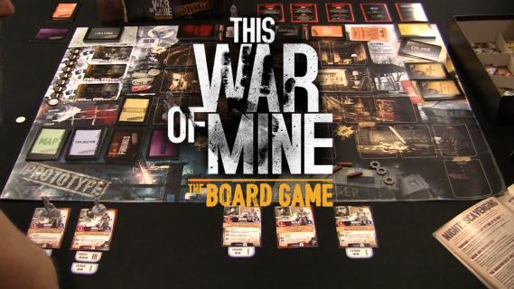 Michał Oracz: To nasz pomysł – wywiad z twórcą gry planszowej This War of Mine