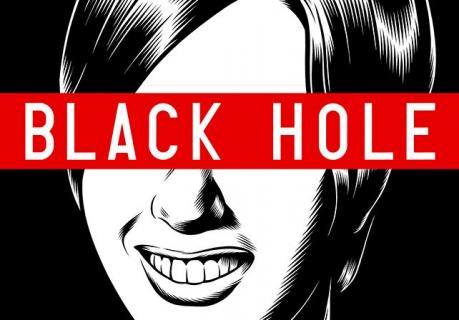 Black Hole: Mocarz wśród powieści graficznych – recenzja komiksu