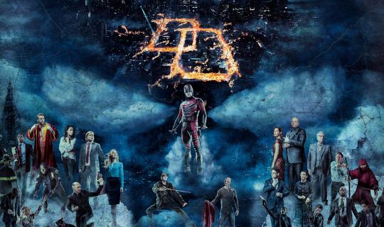 Najlepsze seriale superbohaterskie 2016 roku – autorskie podsumowanie