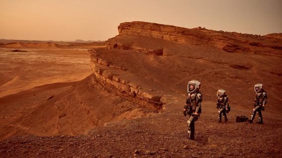 MARS: odcinek 1 – recenzja miniserialu