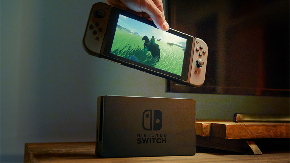 Nintendo ujawniło specyfikacje techniczną konsoli Switch