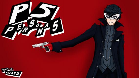 Persona 5 na Nintendo Switch? Jest na to szansa