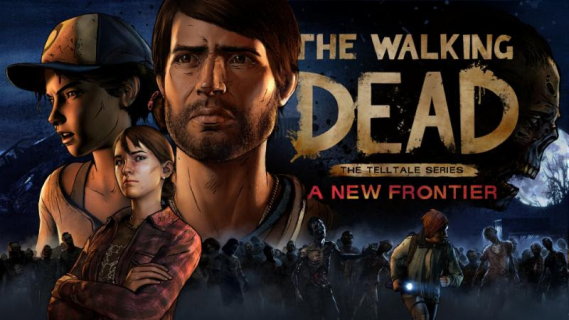 Bliższe spotkanie z bohaterami The Walking Dead – A New Frontier